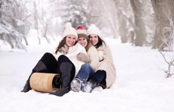 Best Sledding Destinations in Michigan