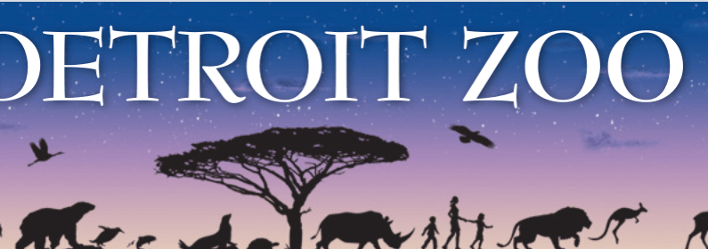 The Detroit Zoo is Now Open