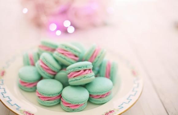 Holiday Macaron Recipe