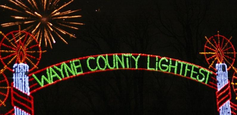Wayne County Lightfest