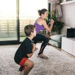 exercisewithkids
