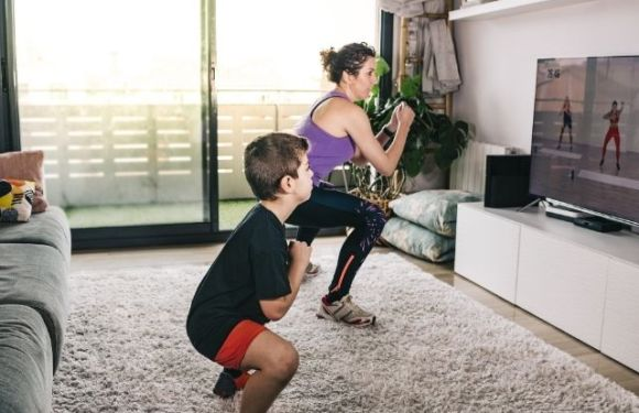 Home Exercises To Do With Your Kids