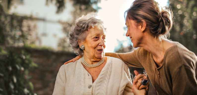 What to do When Elderly Parents Become Unwell