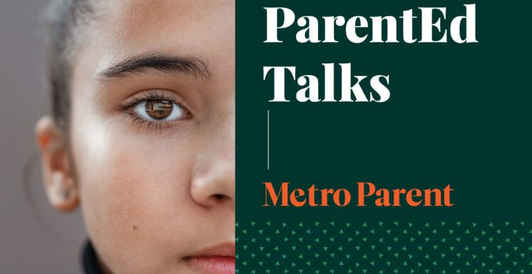 Metro Parent ParentEd Talks: Learning From the Past: Why Educating Kids on Race Matters