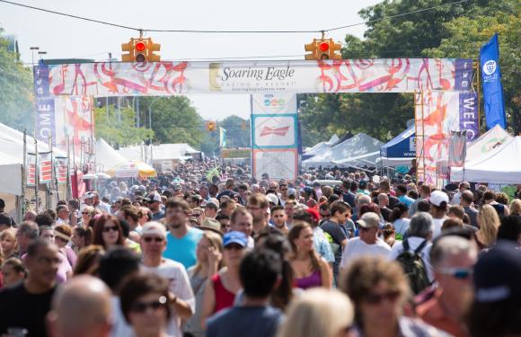 Soaring Eagle Arts, Beats, and Eats Festival