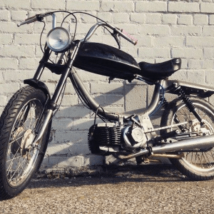 Puch Murray custom top tank conversion (SOLD)