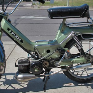 Puch Maxi Sport MKII (SOLD)