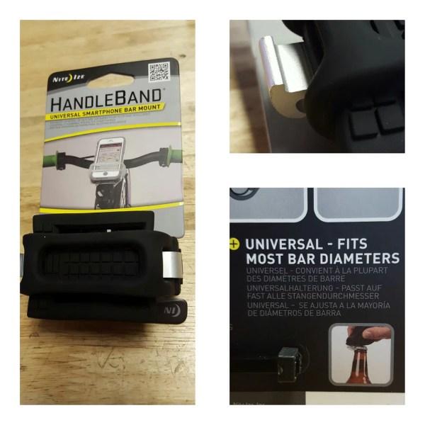 New handlebar phone holders in stock