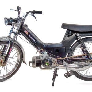 Custom black Puch Maxi E50 (SOLD)