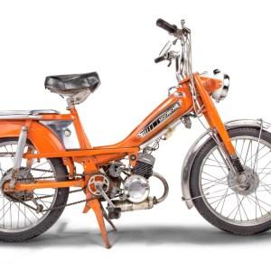 1977 Orange Motobecane 50L (SOLD)