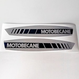 Reproduction Motobecane 40T tank decals