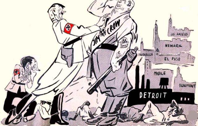 The Detroit race riot of 1943 101