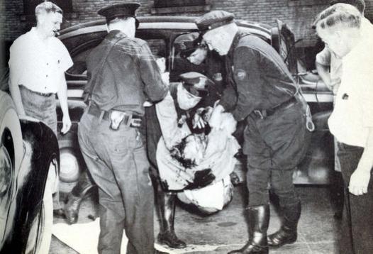 The Detroit race riot of 1943 109