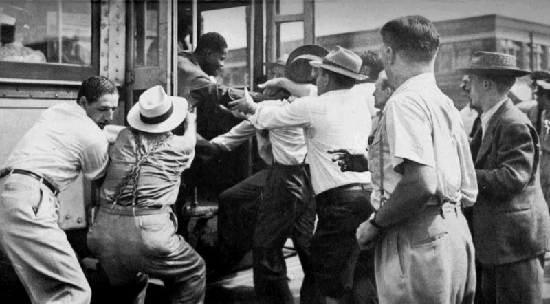 The Detroit race riot of 1943