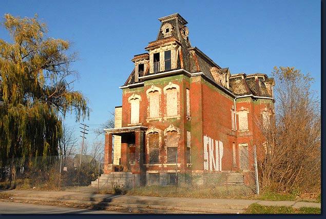 Detroit Isle How Belle Old