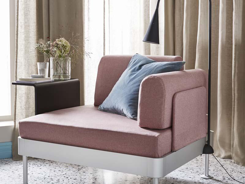 poltrona DELAKTIG by IKEA - Tom Dixon