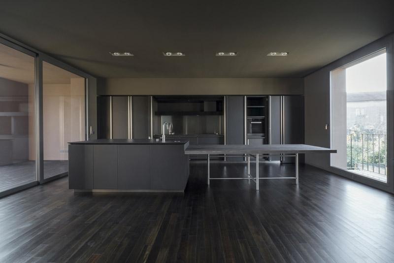 Casa Donella, cucina Boffi