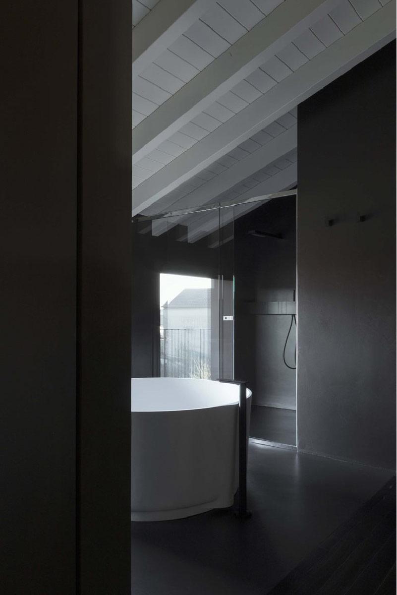 Casa Donella, vasca da bagno di Agape