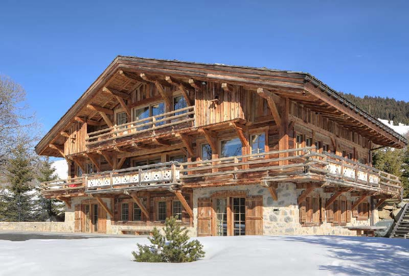 architettura alpi francesi