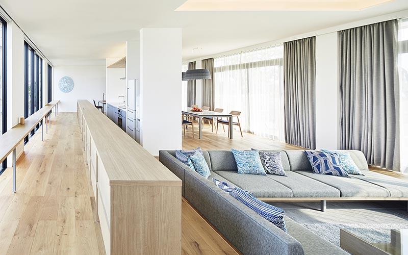 interior design Villa moderna