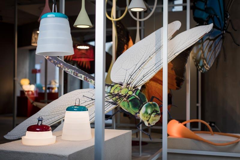 lampade per outdoor di design