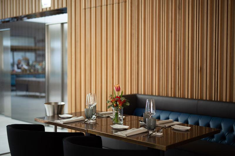 ristorante del Posia Luxury Retreat