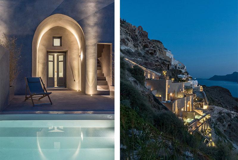 esclusivo Boutique Hotel a Santorini