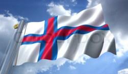 færøernes flag