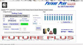pantalla future plus