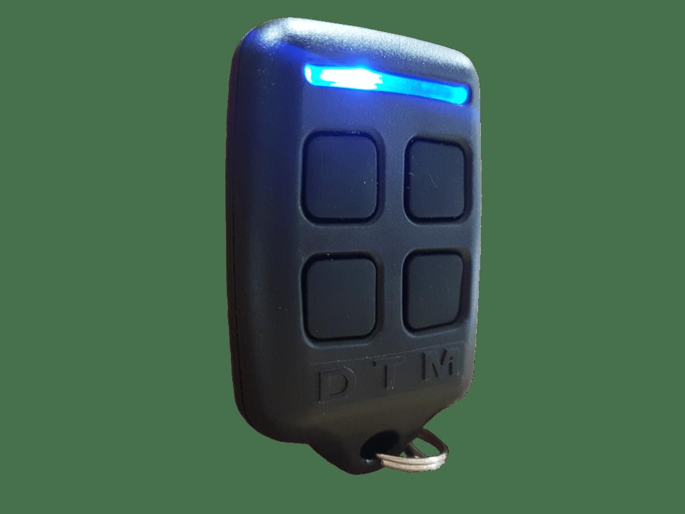 Mando Compatible DTM-CAR 433