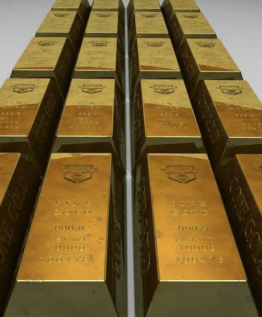 las estrategias para invertir en oro