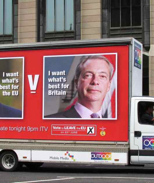 Repercusión del Brexit en la bolsa