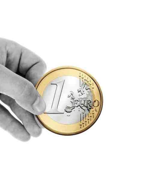 valores a 1 euro