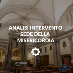 intervento misericordia pistoia