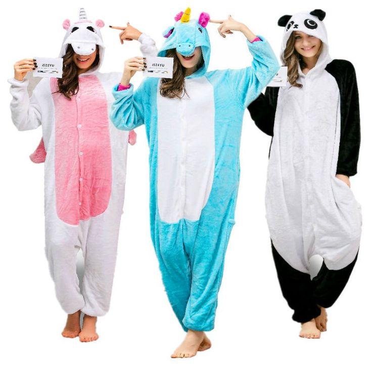 Pijamas de animales para niños