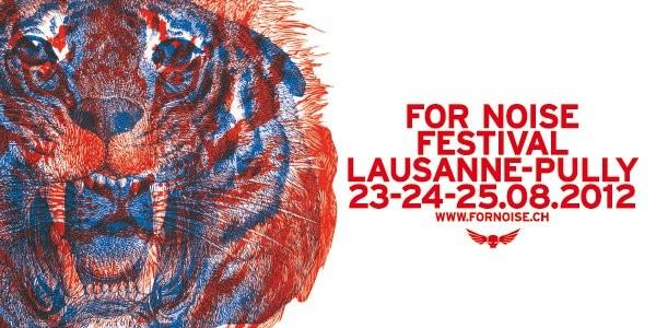 For Noise Festival 2012