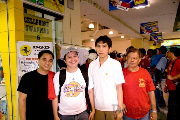 Parañaque Chess Open '09 — Another Photo Op with the Masters