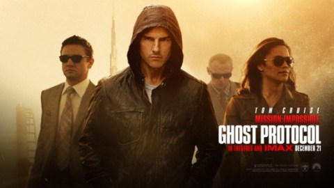 Notes on the 'Ghost Protocol'