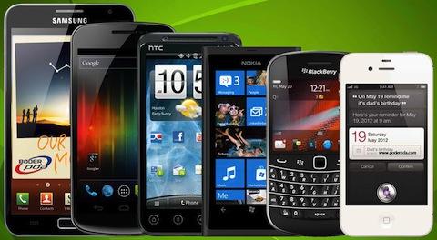 The Smartphone Dominion