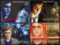 Harry Potter - Albanien 2008 - MiNr 3280 - 3283