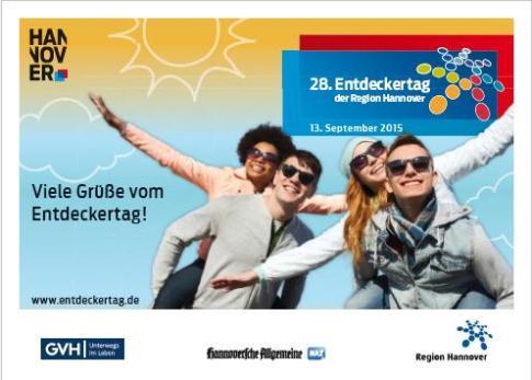 Ganzsache-Entdeckertag-Hannover-Citipost