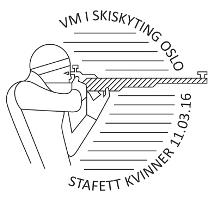 Norwegen Sonderstempel