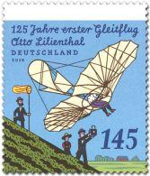 125 Jahre erster Gleitflug Otto Lilienthal