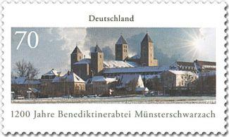 1200 Jahre Benediktinerabtei Münsterschwarzach