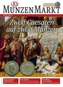 muenzenmarkt24 Jubilaeum Caesar