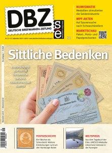 Deutsche Briefmarken Zeitung 21/2019 Oesterreich Ungarn Corrspondenzkarten