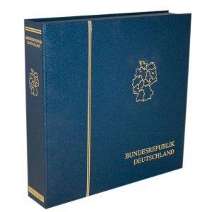 """Schaubek Premium-Kassettenbinder blau mit Prägung """"Bundesrepublik Deutschland"""""""
