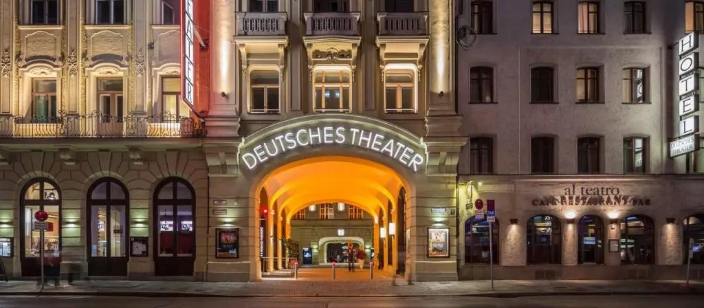 About Us Deutsches Theater Munchen