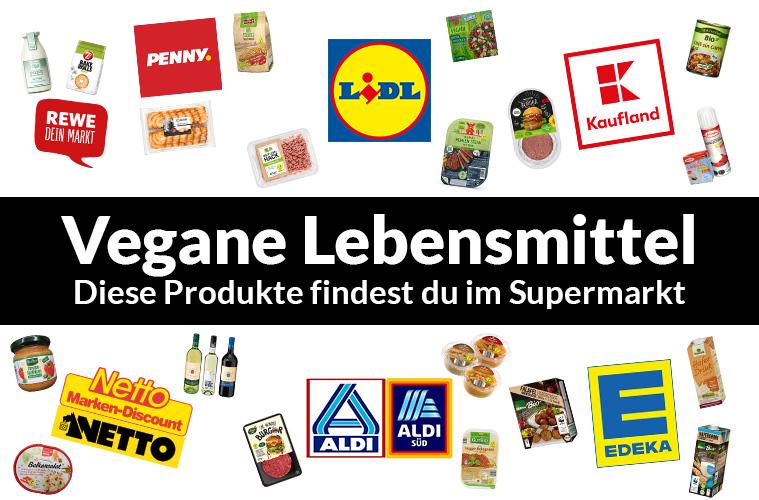 Vegane Lebensmittel Aus Dem Supermarkt Deutschland Is St Vegan