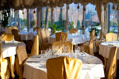 Unser 4****-Palais-Hotel Szrenicowy Dwor - Restaurant